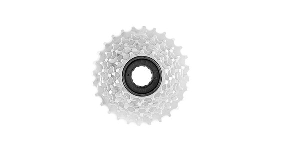 Point vrijloop cassette 7-speed zilver